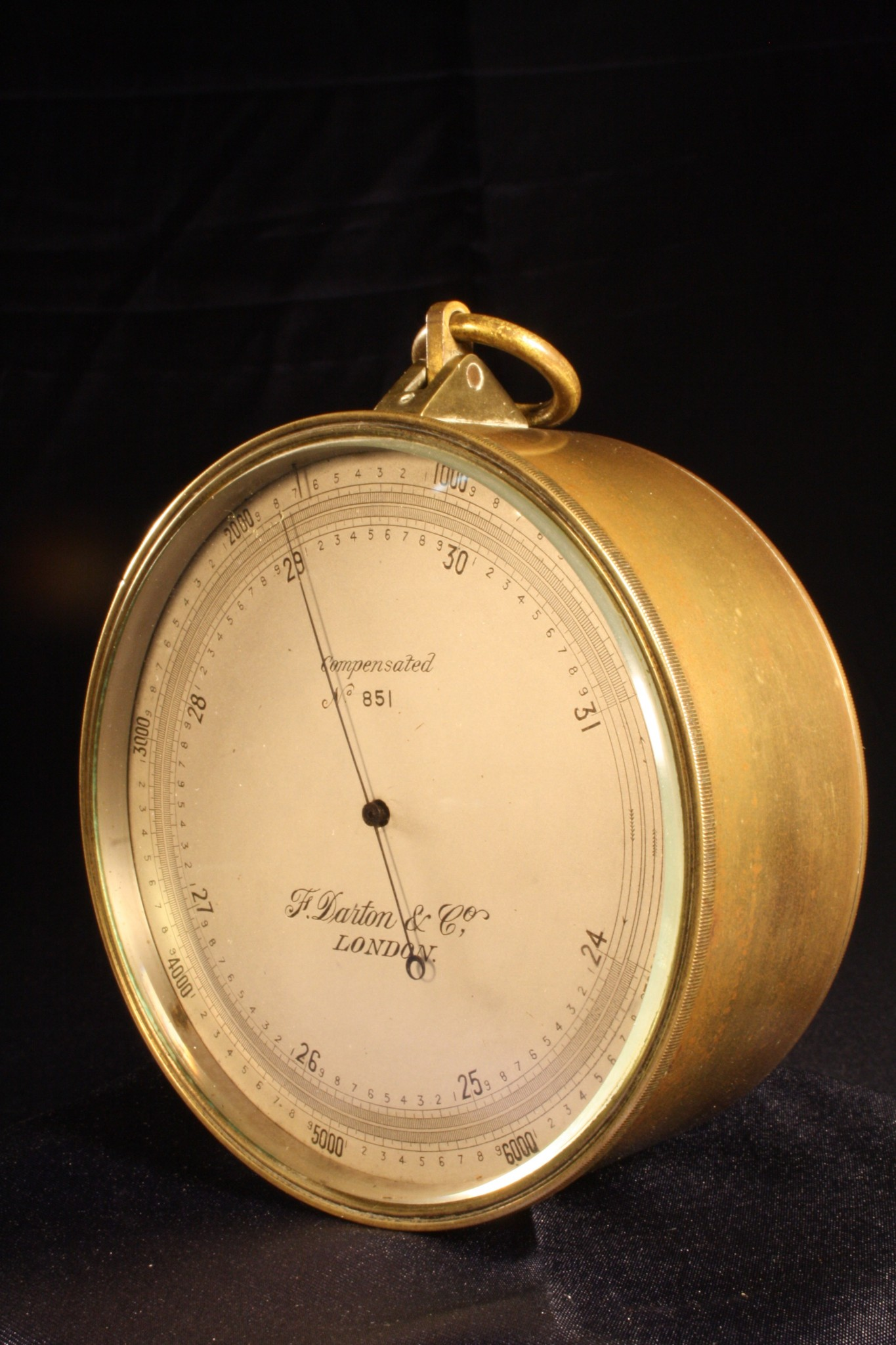 Image of Barometer Altimeter by Darton