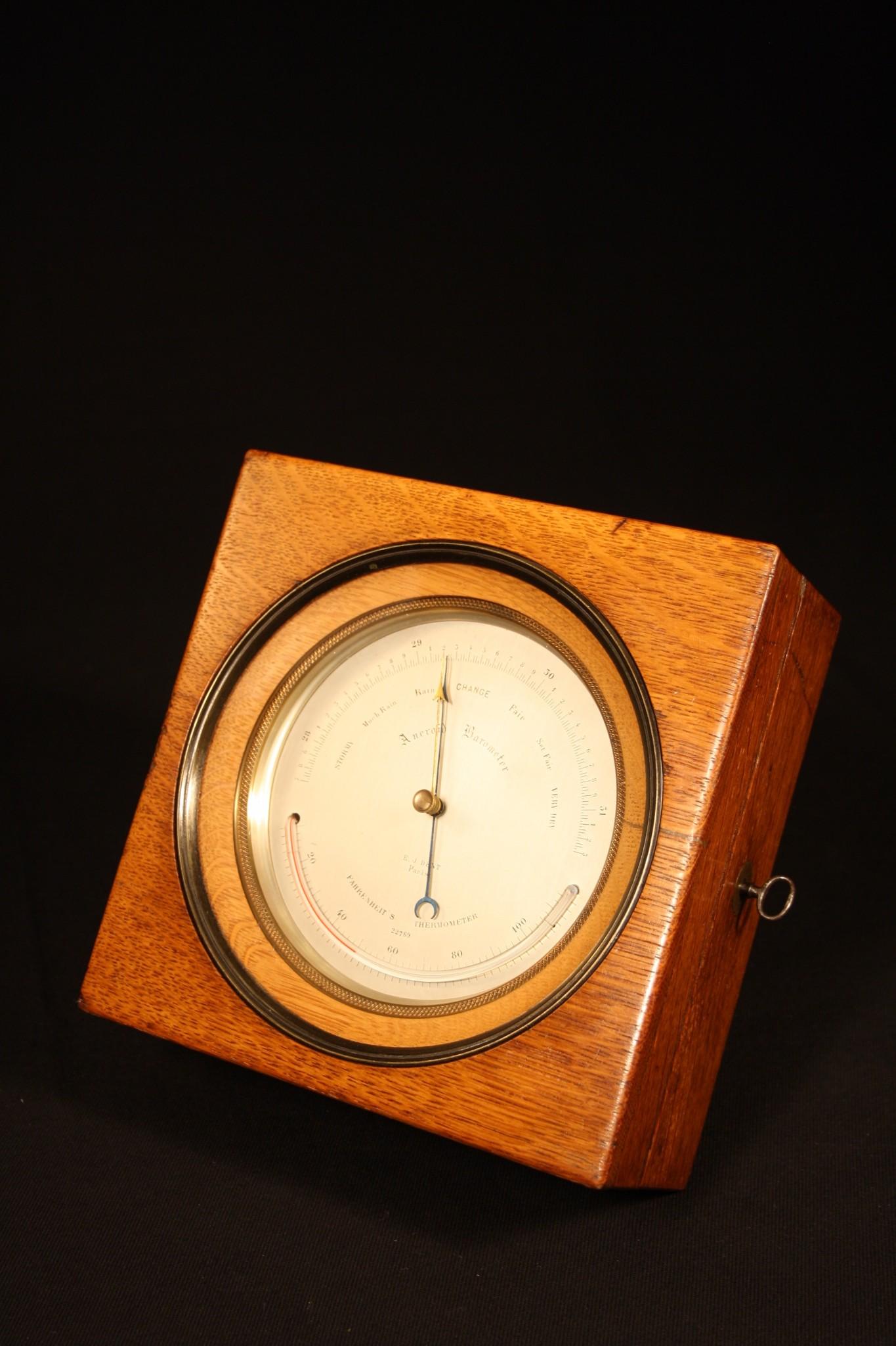 Image of Dent Barometer No 22769