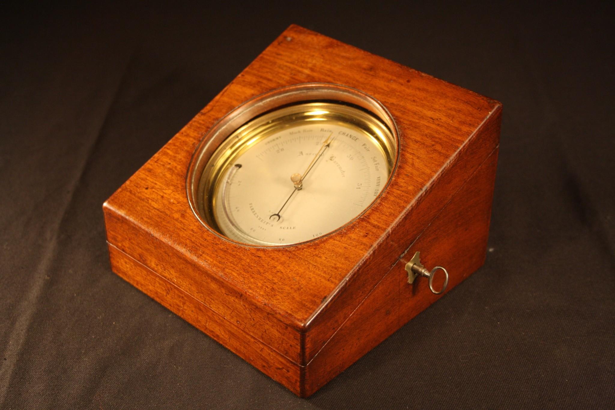 Image of Dent Barometer No 2841