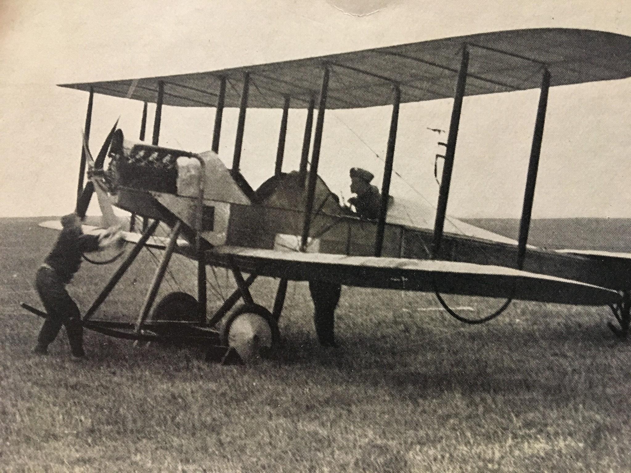 Image of Aircraft Altimeter by Negretti & Zambra c1911