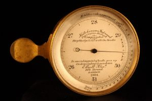Image of Surveying Pocket Barometer by Elliott Brothers