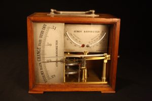 Image of French Atmos Barometer