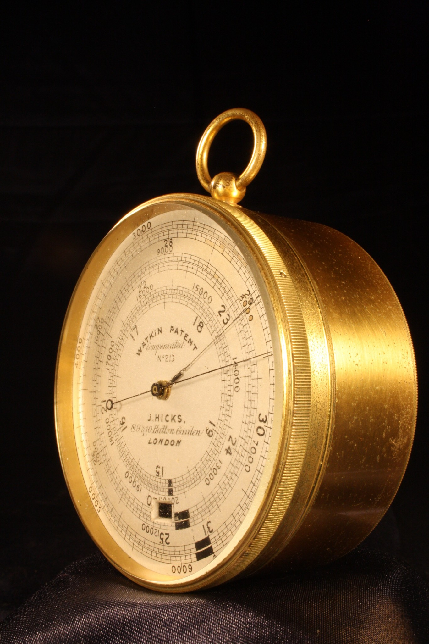 Image of Watkin Patent Altimeter No 213