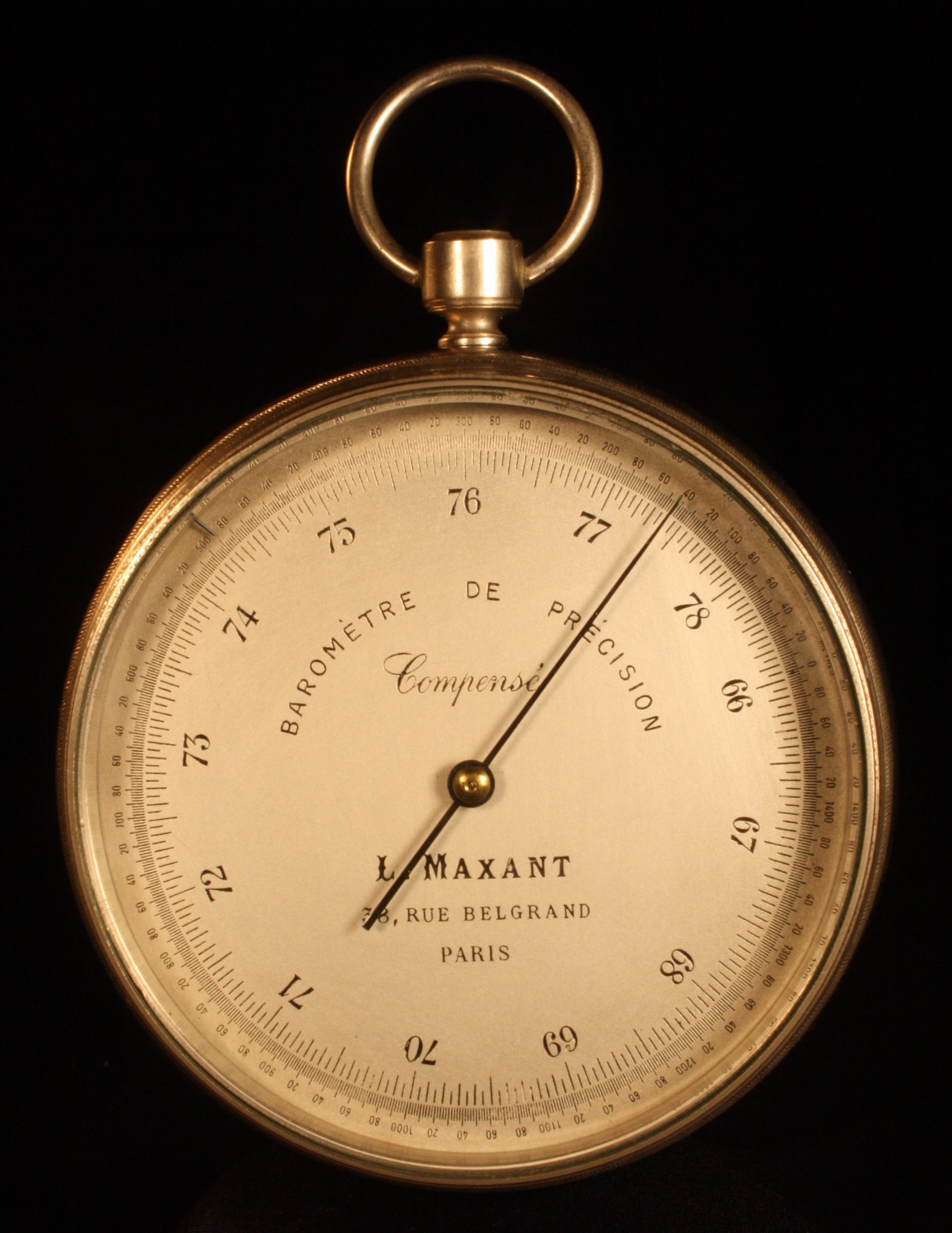 Image of Maxant Barometer