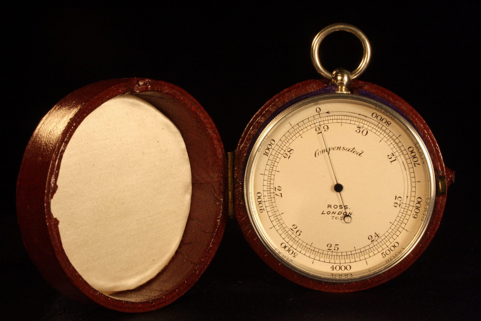 Image of Ross Pocket Barometer Altimeter, Imperial