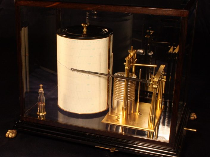 MICROBAROGRAPH BY SHORT & MASON - Sold