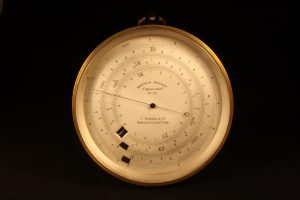 Image of Watkin Patent Altimeter by Hicks No 23
