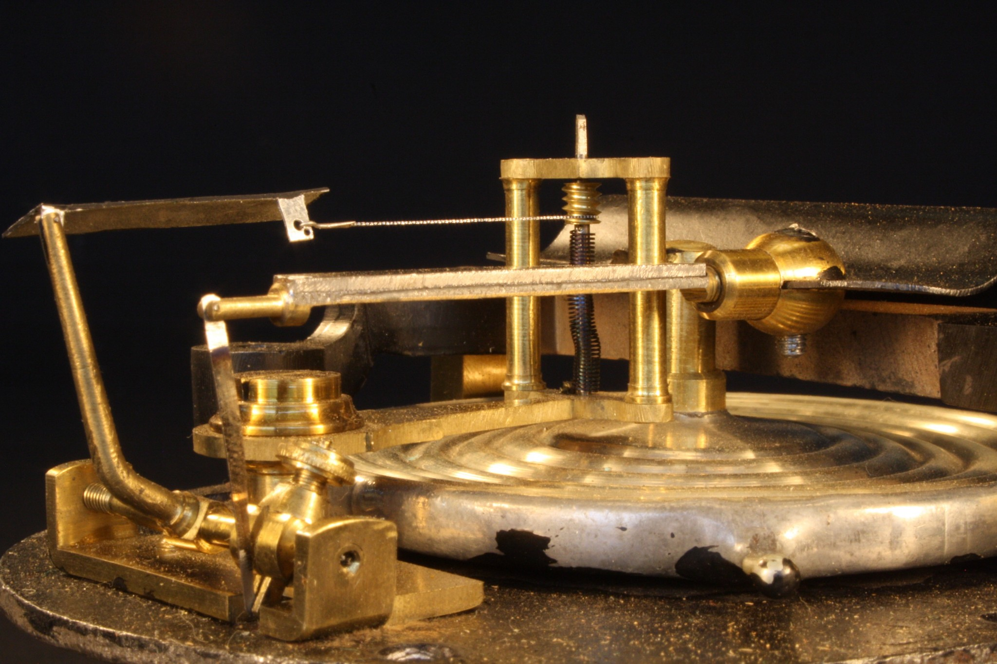 Image of Watkin Patent Altimeter by Hicks No 23