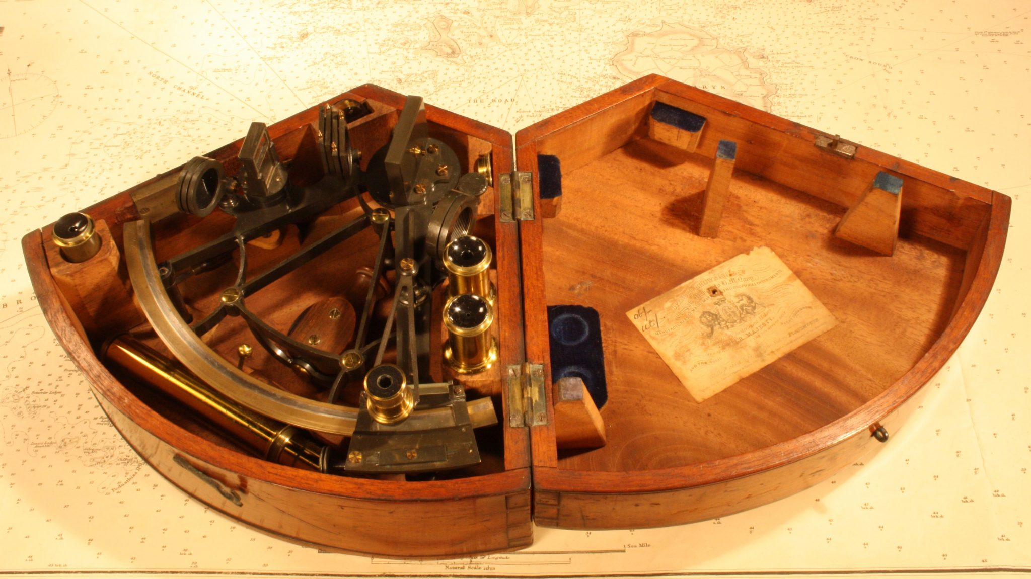 Image of Spencer Browning Sextant