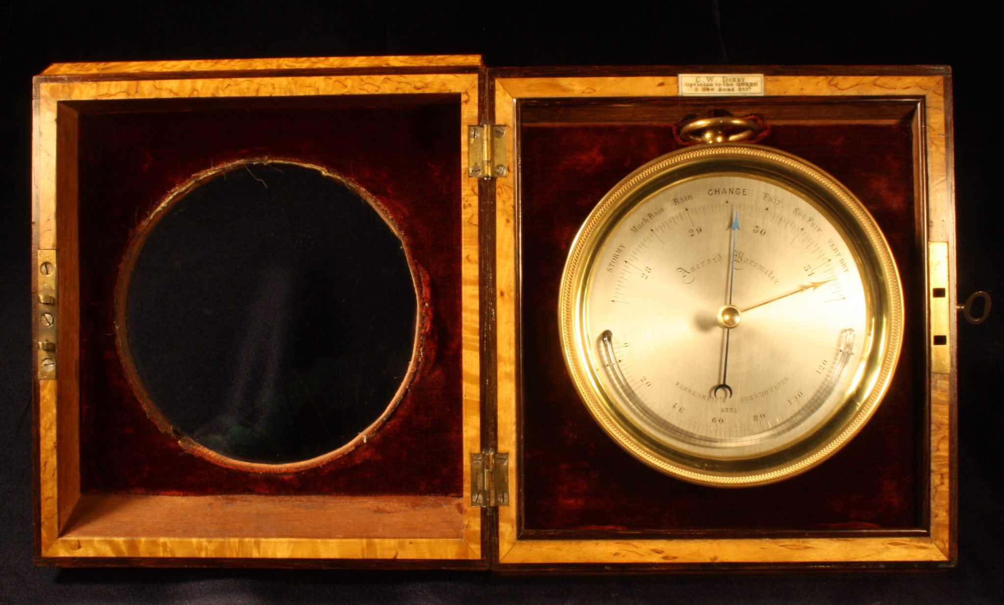 Image of Vidi Desk Barometer No 4275