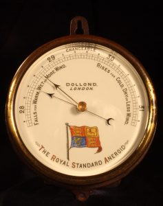 Image of Dollond Royal Standard Marine Barometer