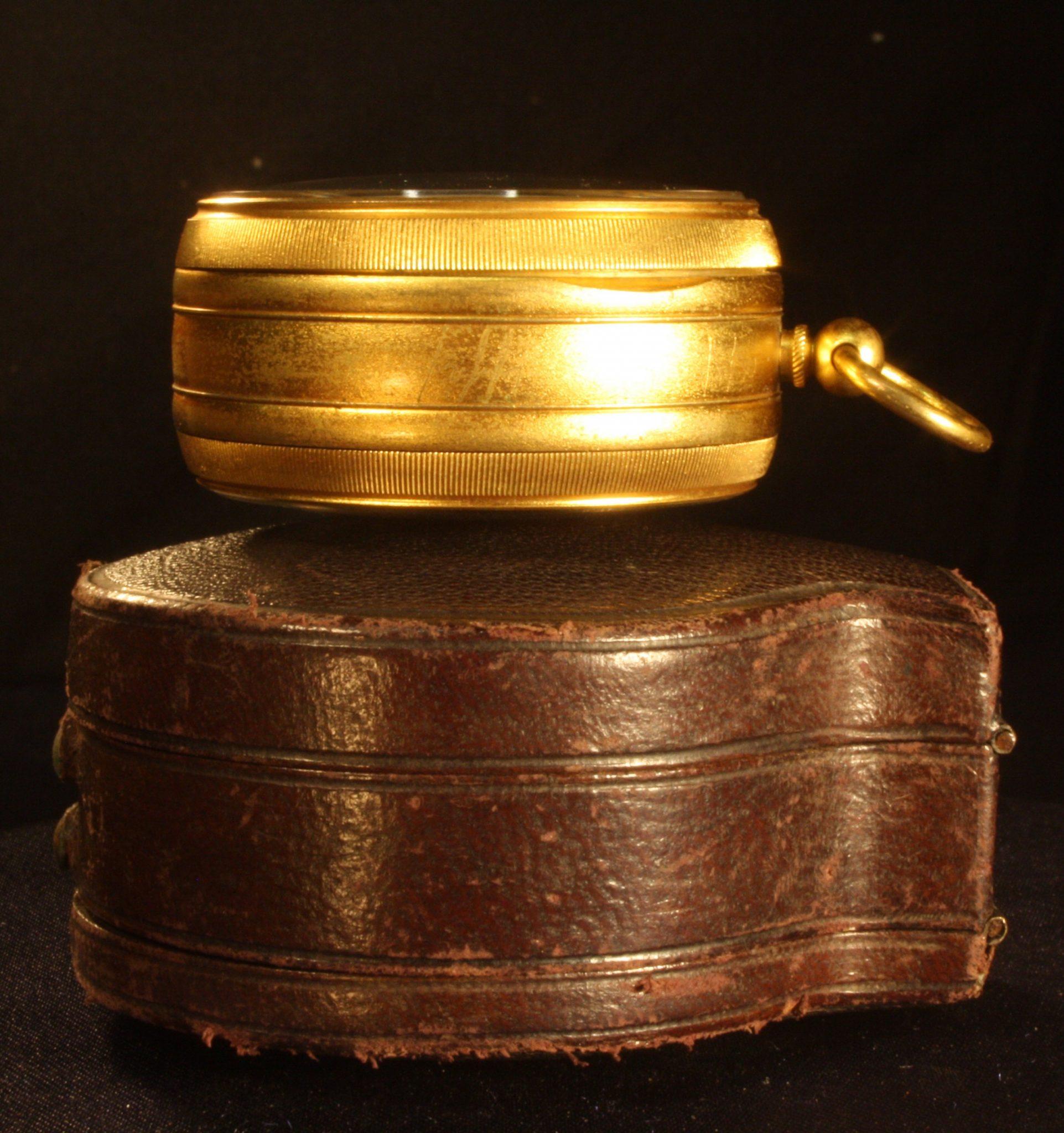 Image of Wood Abrahams Pocket Barometer & Pedometer Compendium