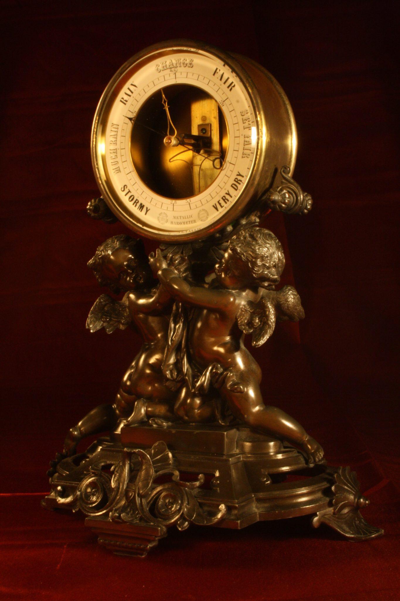 Image of Bourdon & Richard Barometer