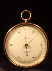 Image of Negretti & Zambra Barometer No 12462