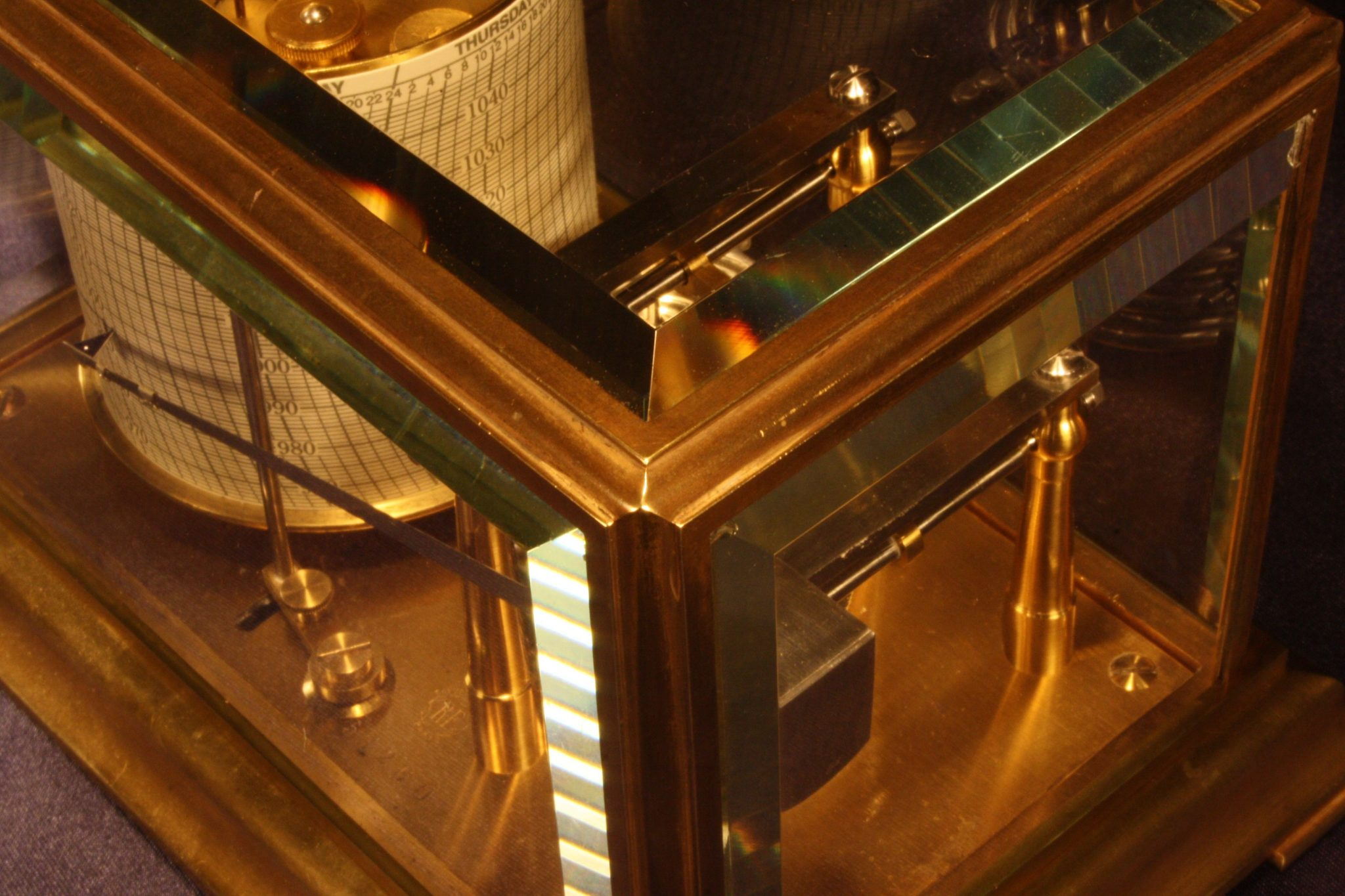 Image of Richard Frères Miniature Barograph