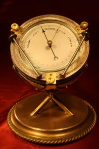 Image of Timpani Barometer by Betjeman c1870