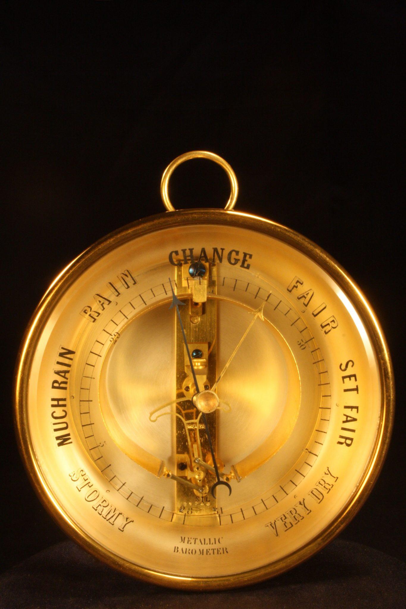 Image of Bourdon Barometer by Jules Richard