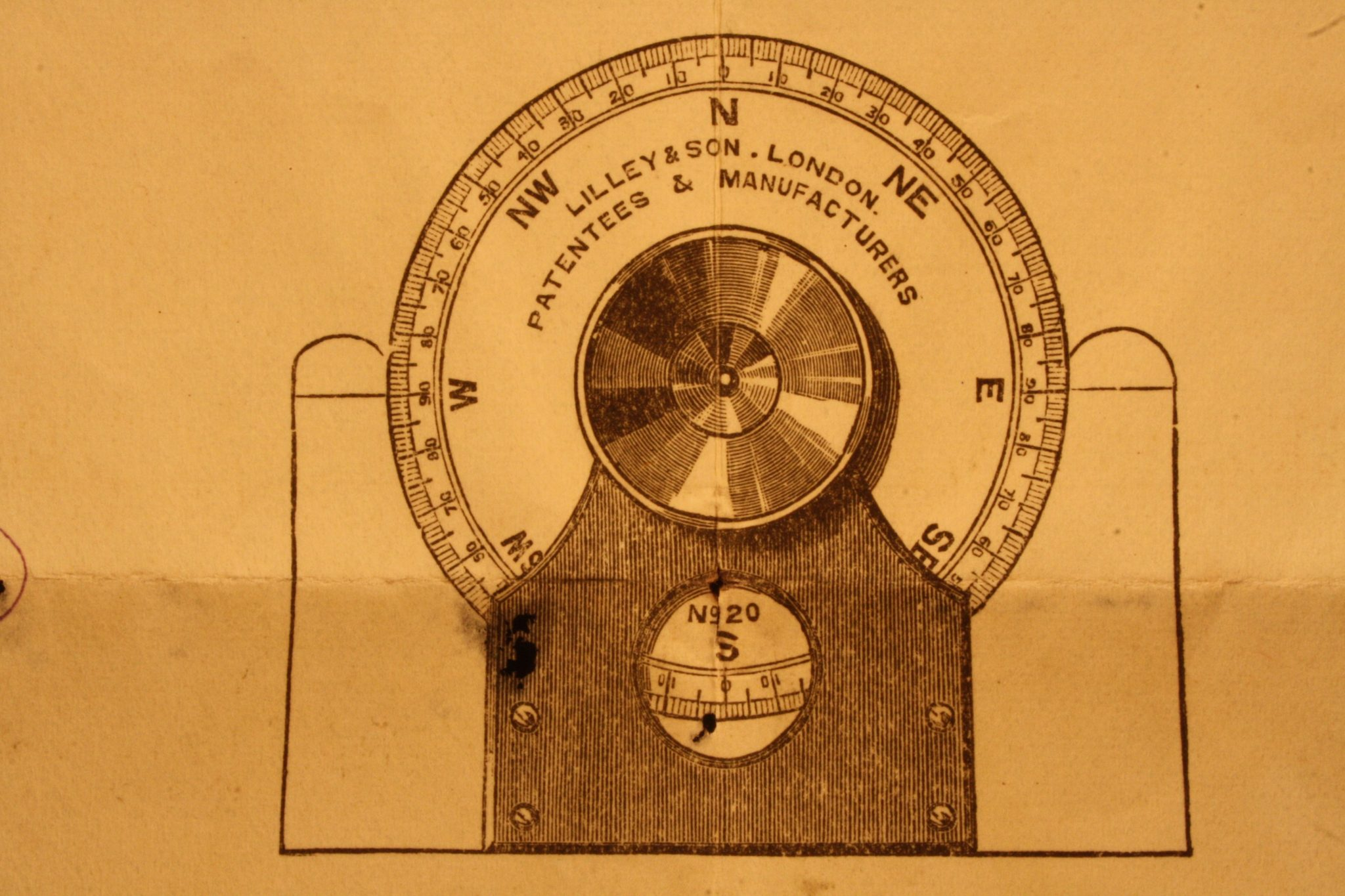 Image of Chart Course Indicator by Lilley & Son
