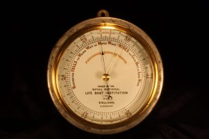 Image of Dollond RNLI Fishermans Barometer No1982