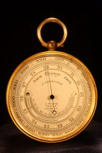 Image of Hicks Pocket Barometer No 10006