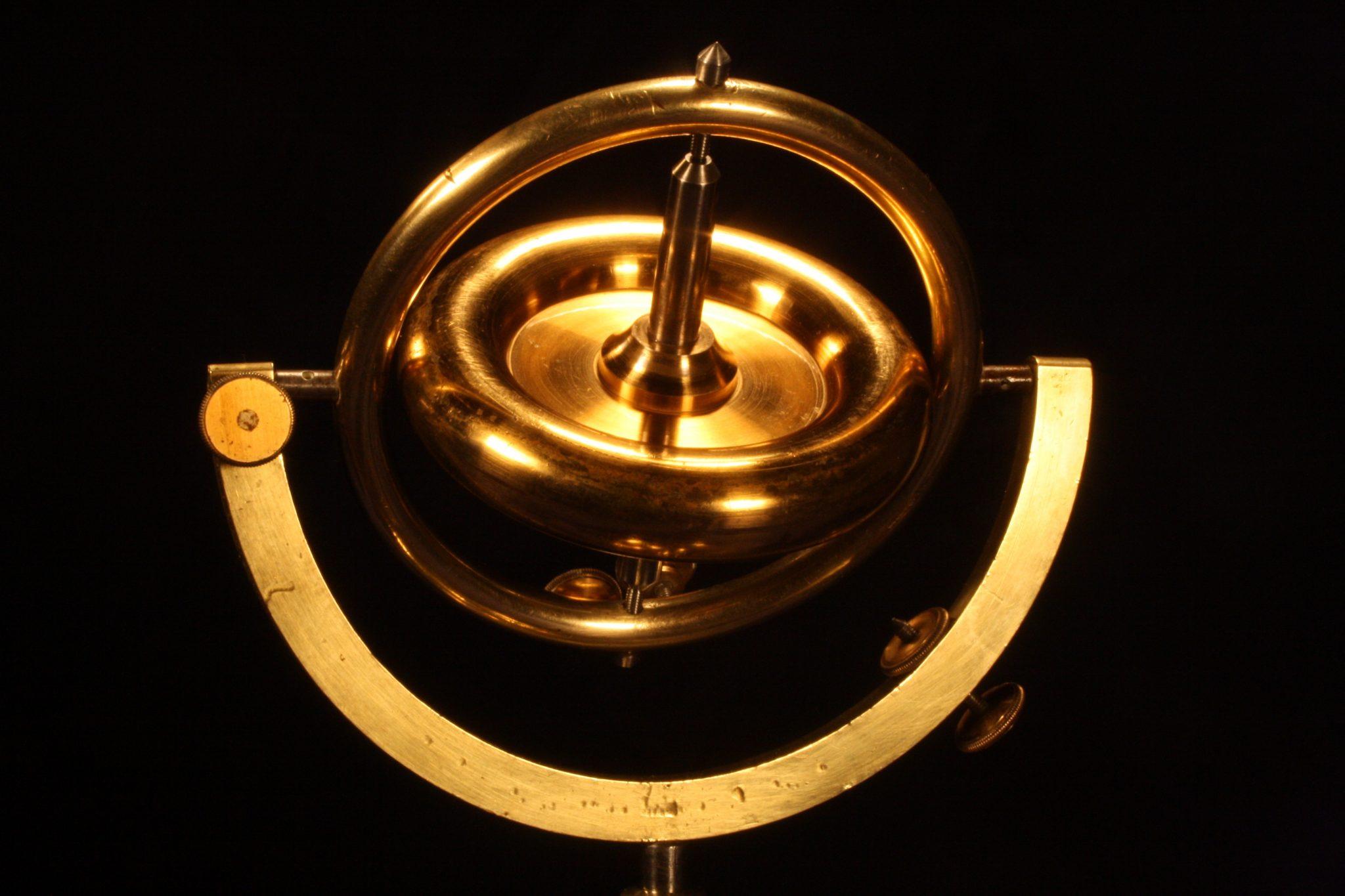 Image of Negretti & Zambra Gyroscope