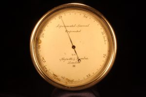 Image of Experimental Negretti & Zambra Barometer