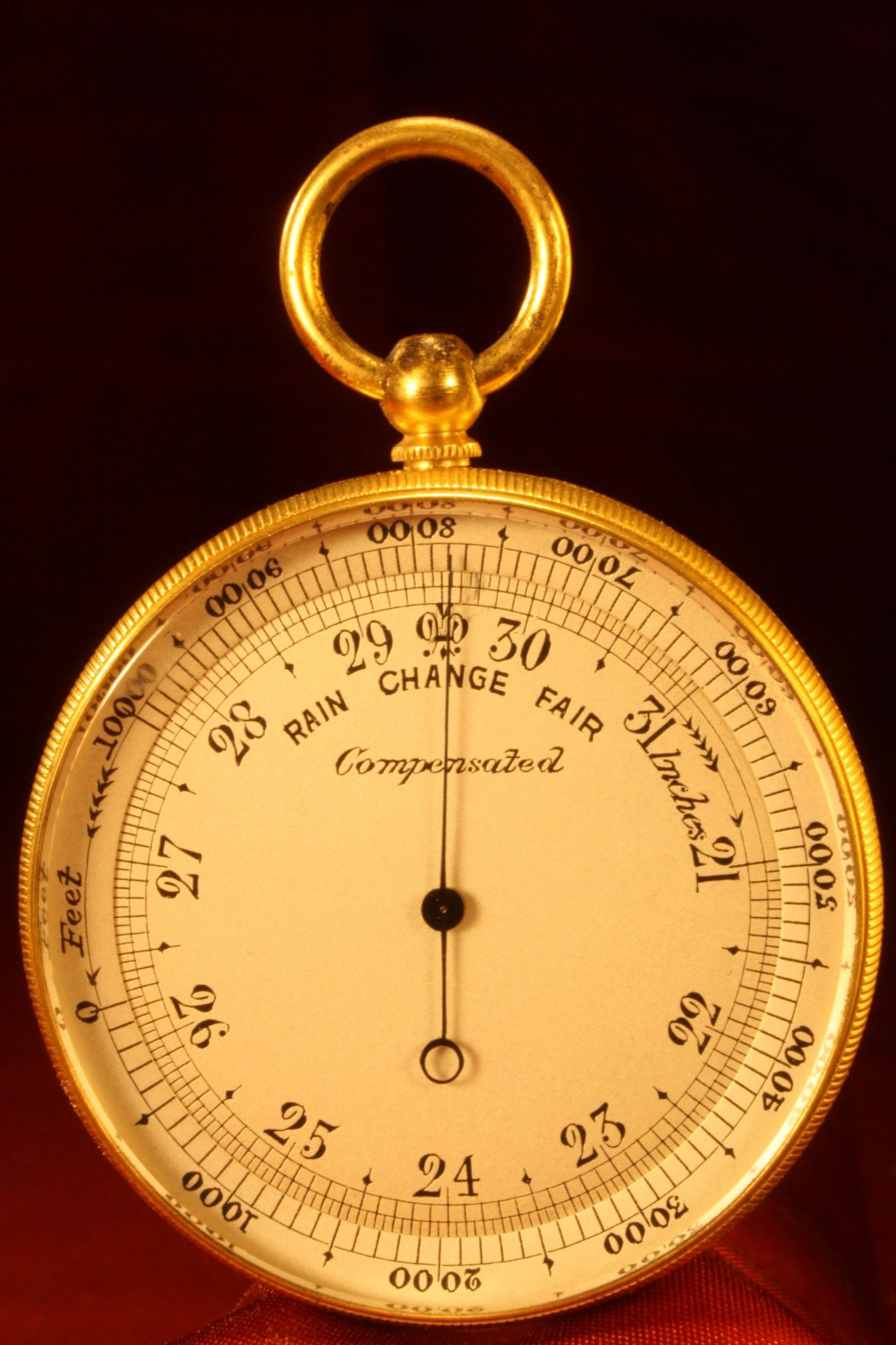 Image of Short & Mason Pocket Barometer