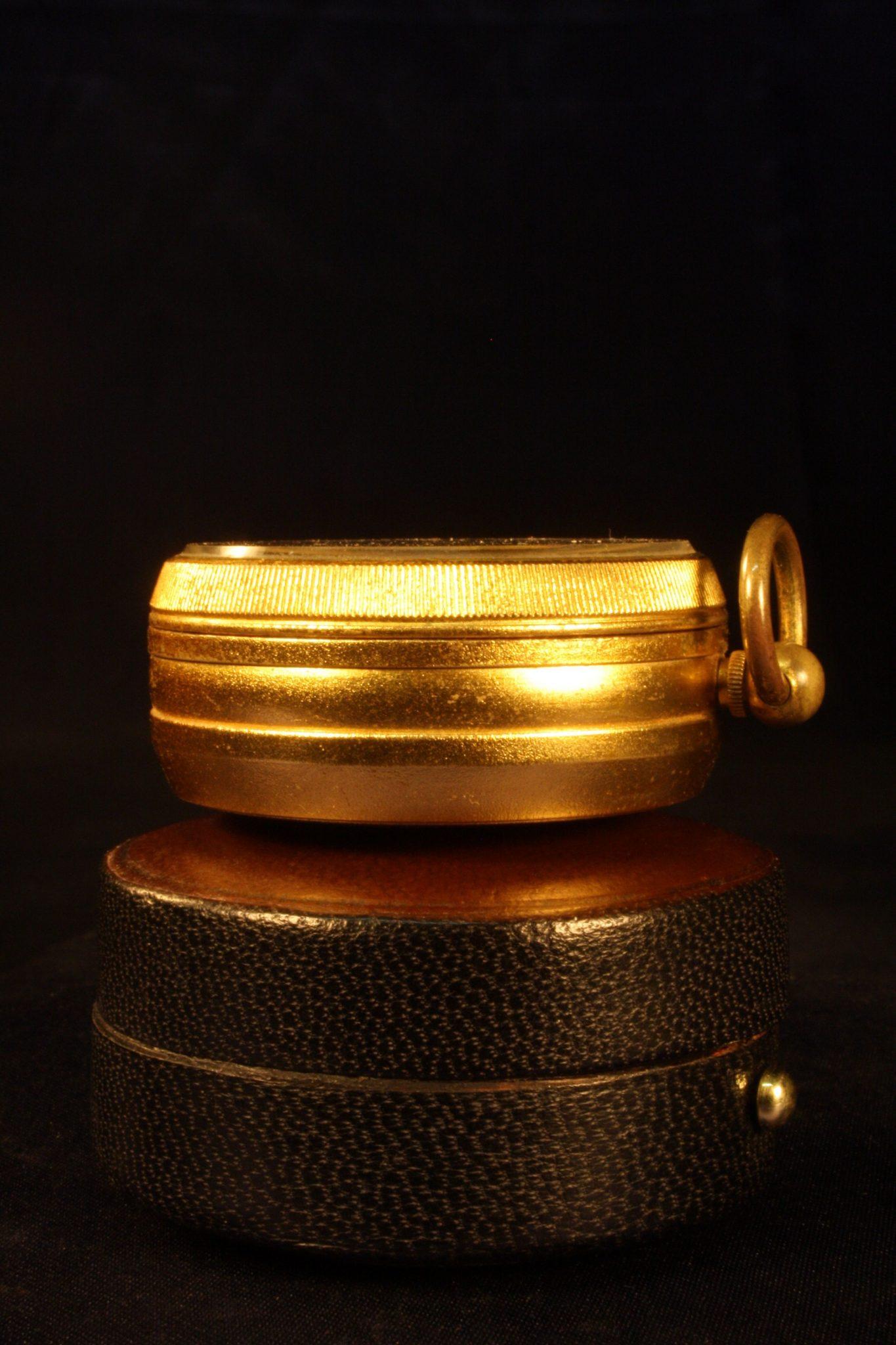 Image of Thomas Armstrong Pocket Barometer c1870