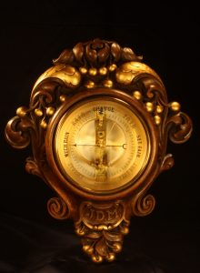 Image of Bourdon Barometer by Jules Richard