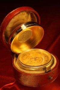 Image of Silver Barometer Compendium c1900