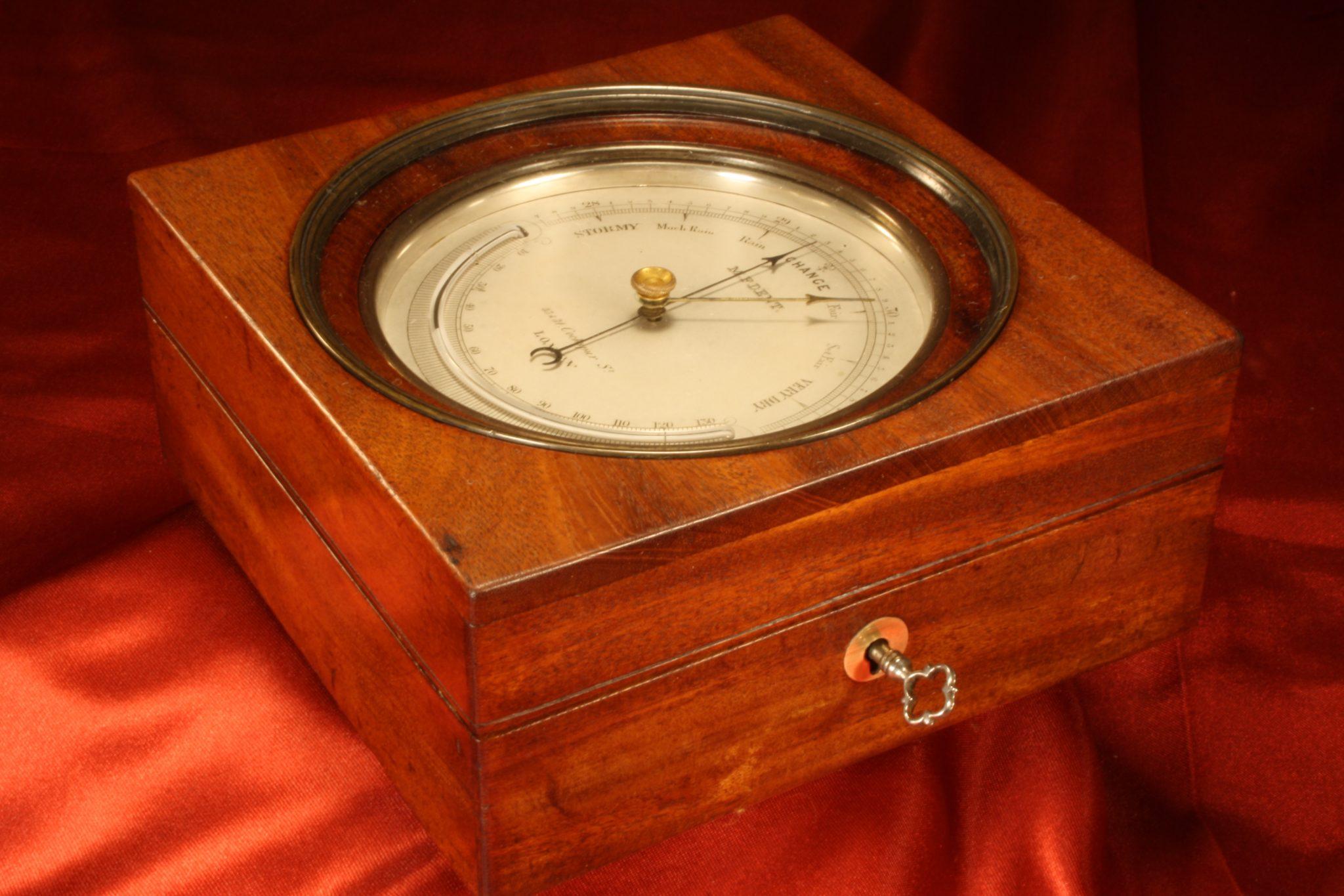 Image of MF Dent Barometer c1865