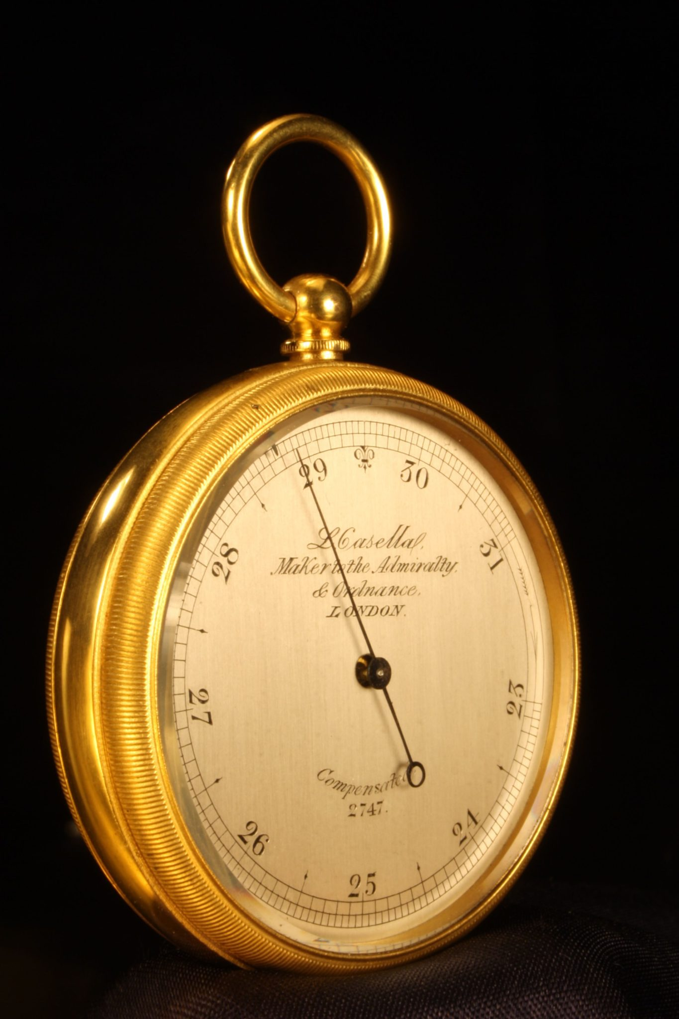 Image of Casella Pocket Barometer No 2747
