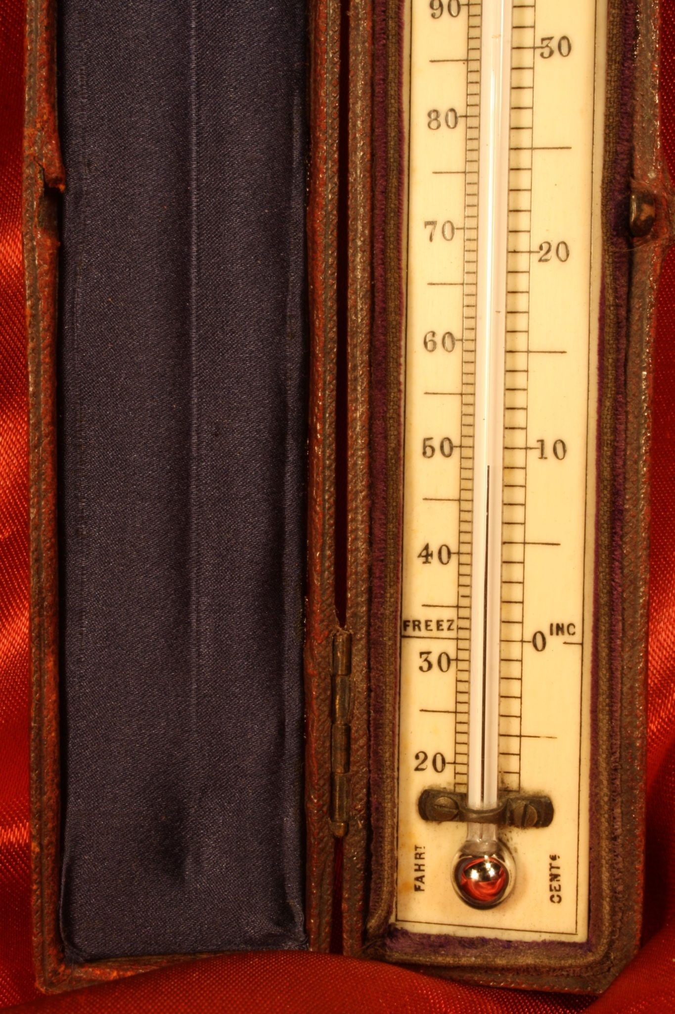 Image of Hicks Travelling Thermometer