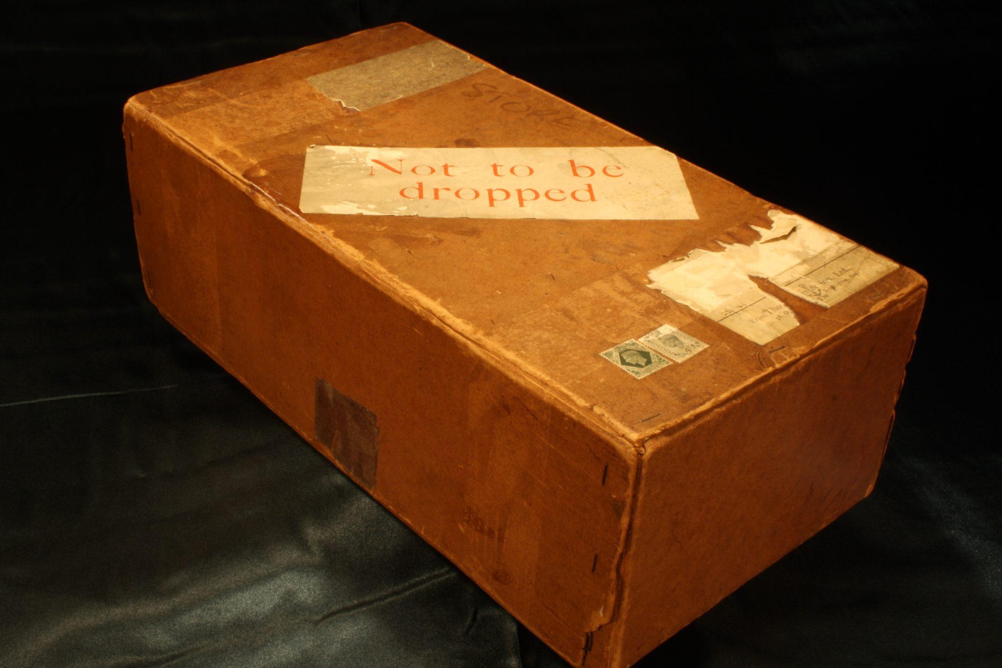 Image of Walker's Excelsior IV Log c1941
