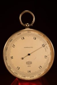 Image of Royal Geographical Society Pocket Altimeter No 59 by Casella