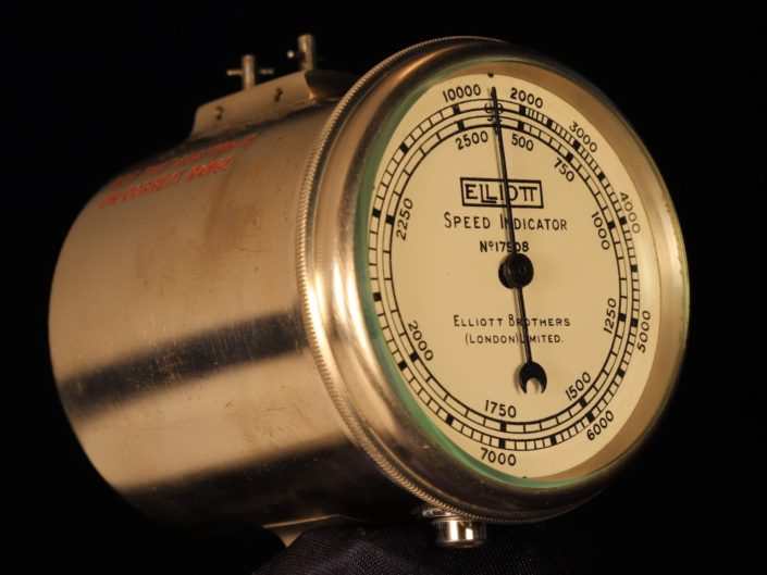 ELLIOTT BROTHERS SPEED INDICATOR No 17508 c1920