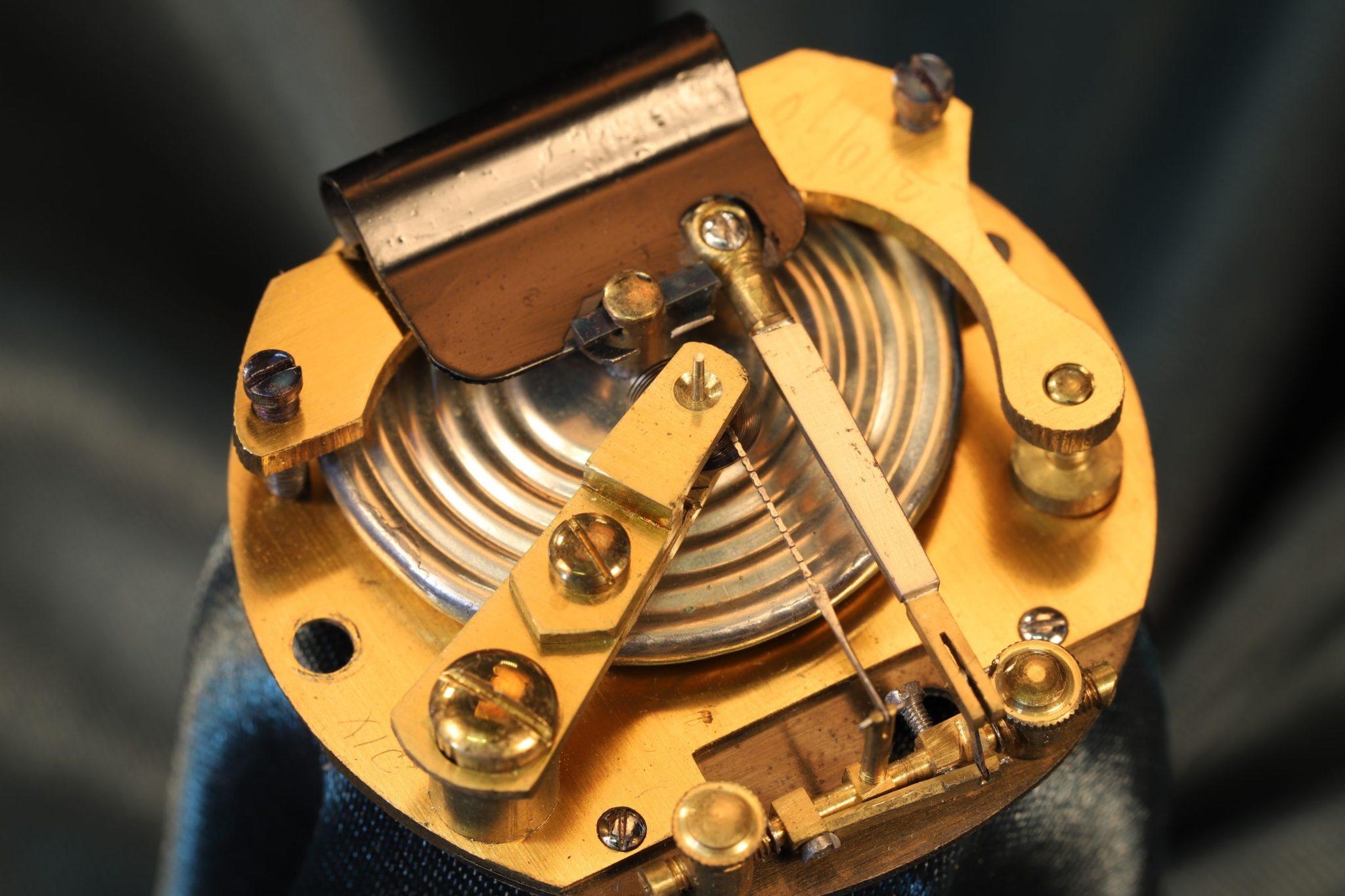 Image of Lancaster Pocket Barometer Compass Compendium c1890