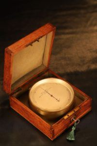 Image of Casella Chart Table Barometer No 1452 c1870