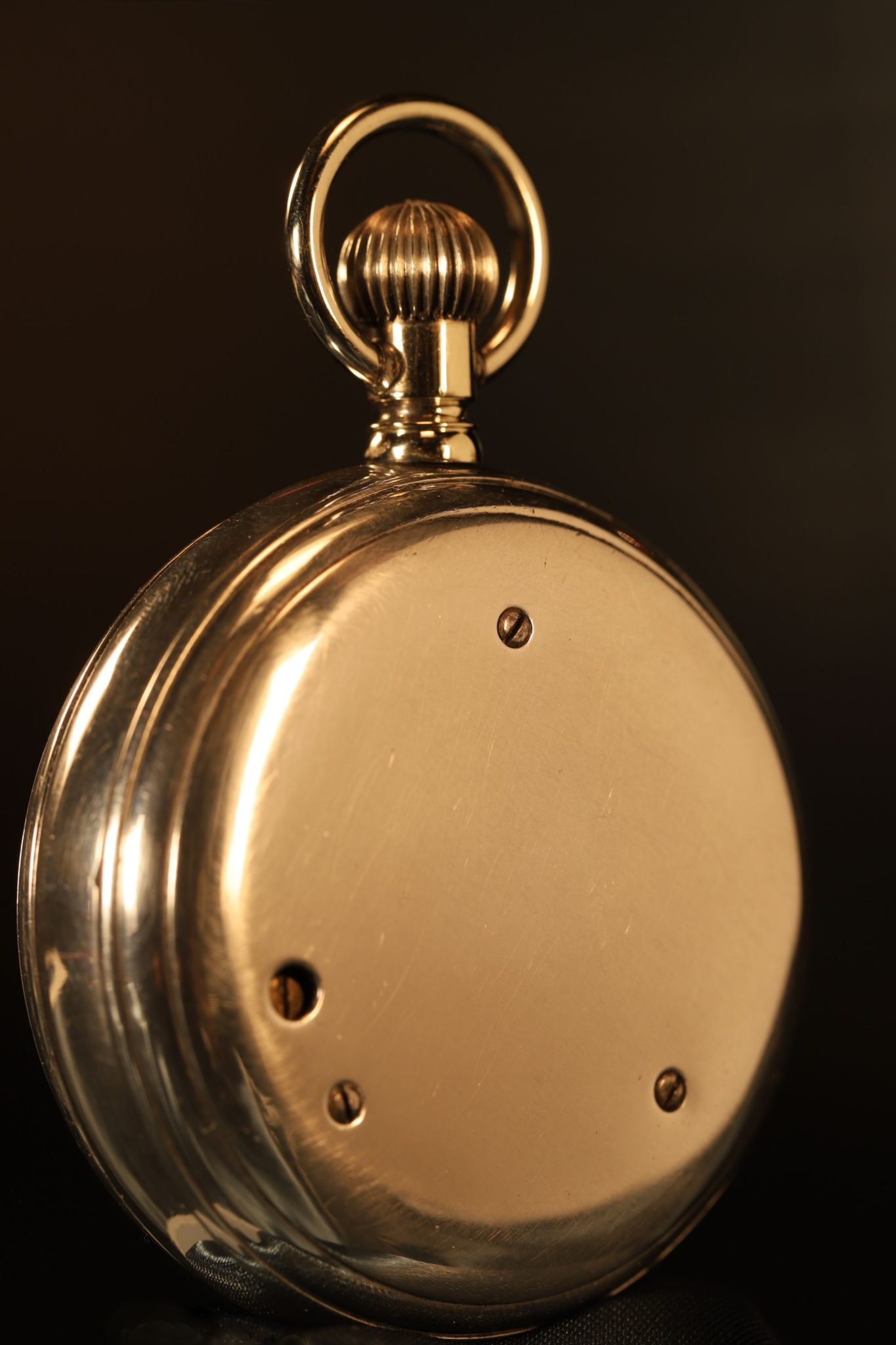 Image of Aluminium Short & Mason Pocket Barometer Altimeter c1911
