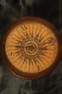 Image of George Adams Globe Compass c1760