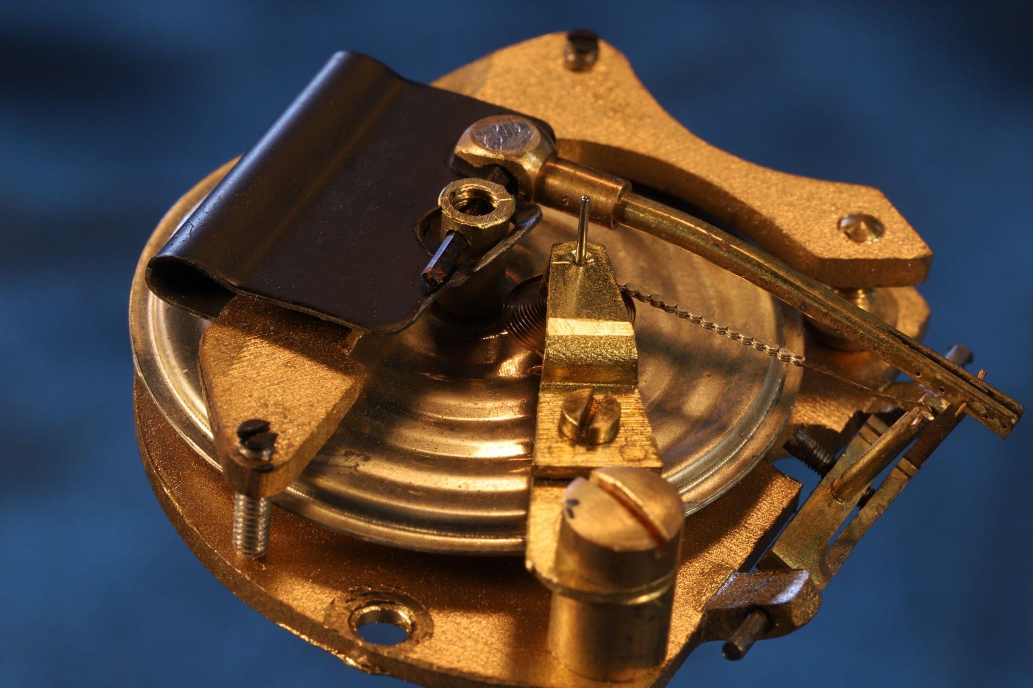 Image of Short & Mason Motor Aneroid c1915