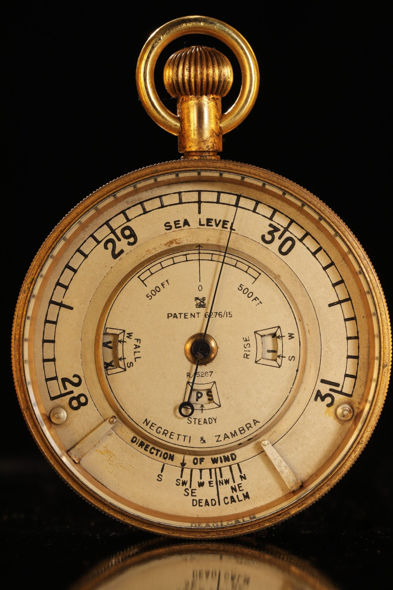 Image of Negretti & Zambra Weather Watch R/5267