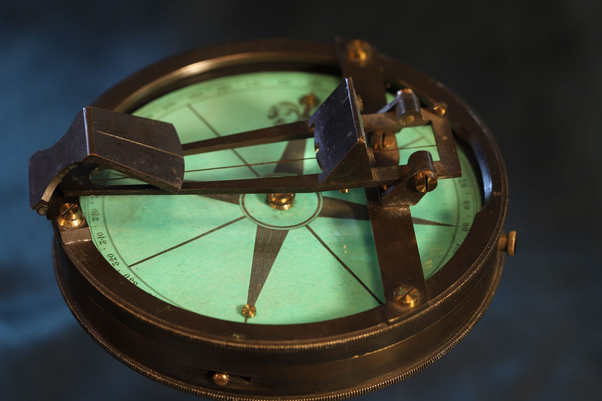 Image of Prismatic Surveying Compass after Barker c1860