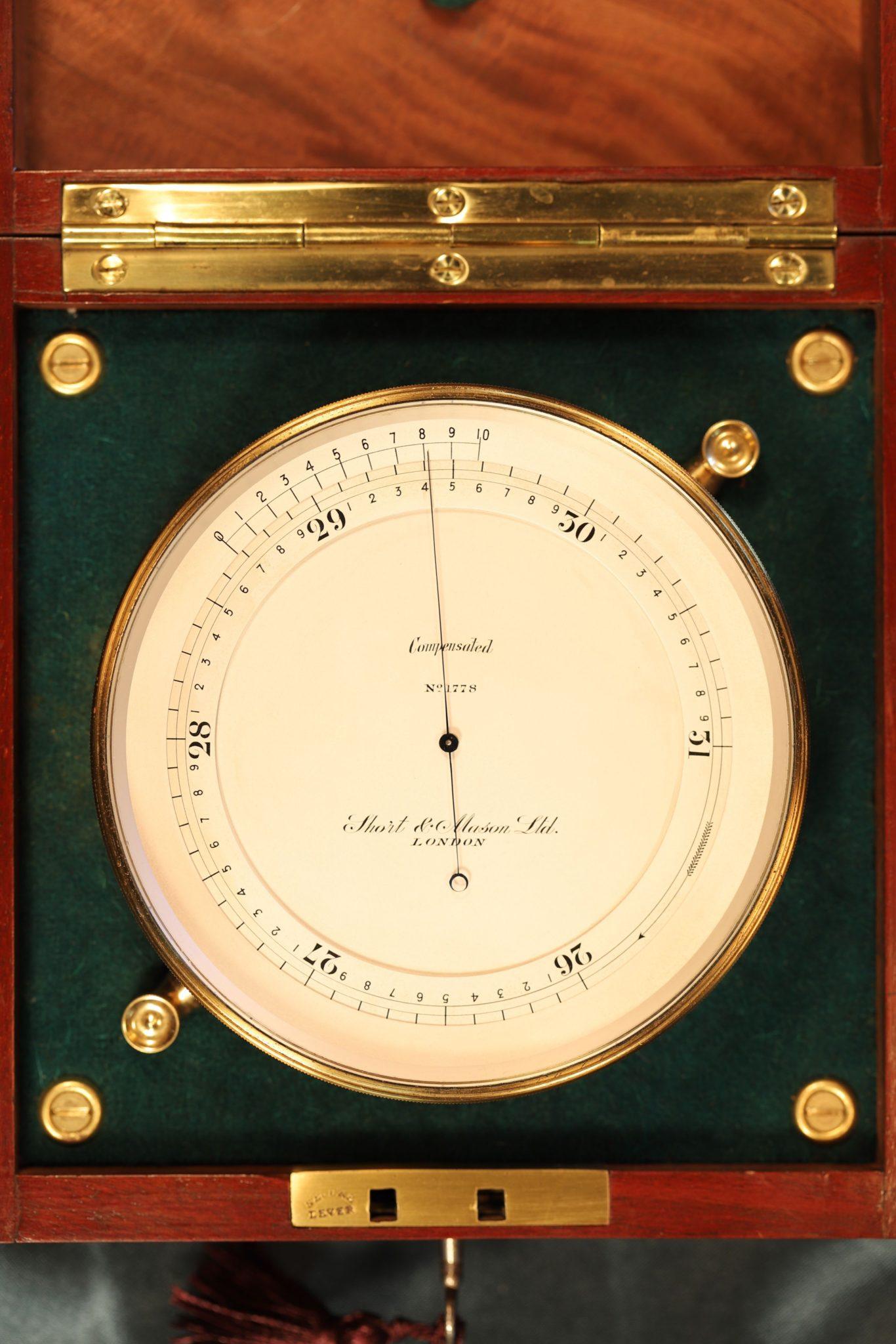 Image of Short & Mason Barometer No 1778