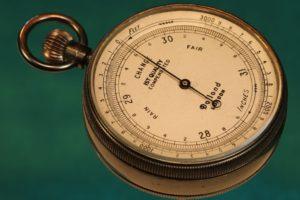 Image of Dollond 1st Quality Pocket Barometer