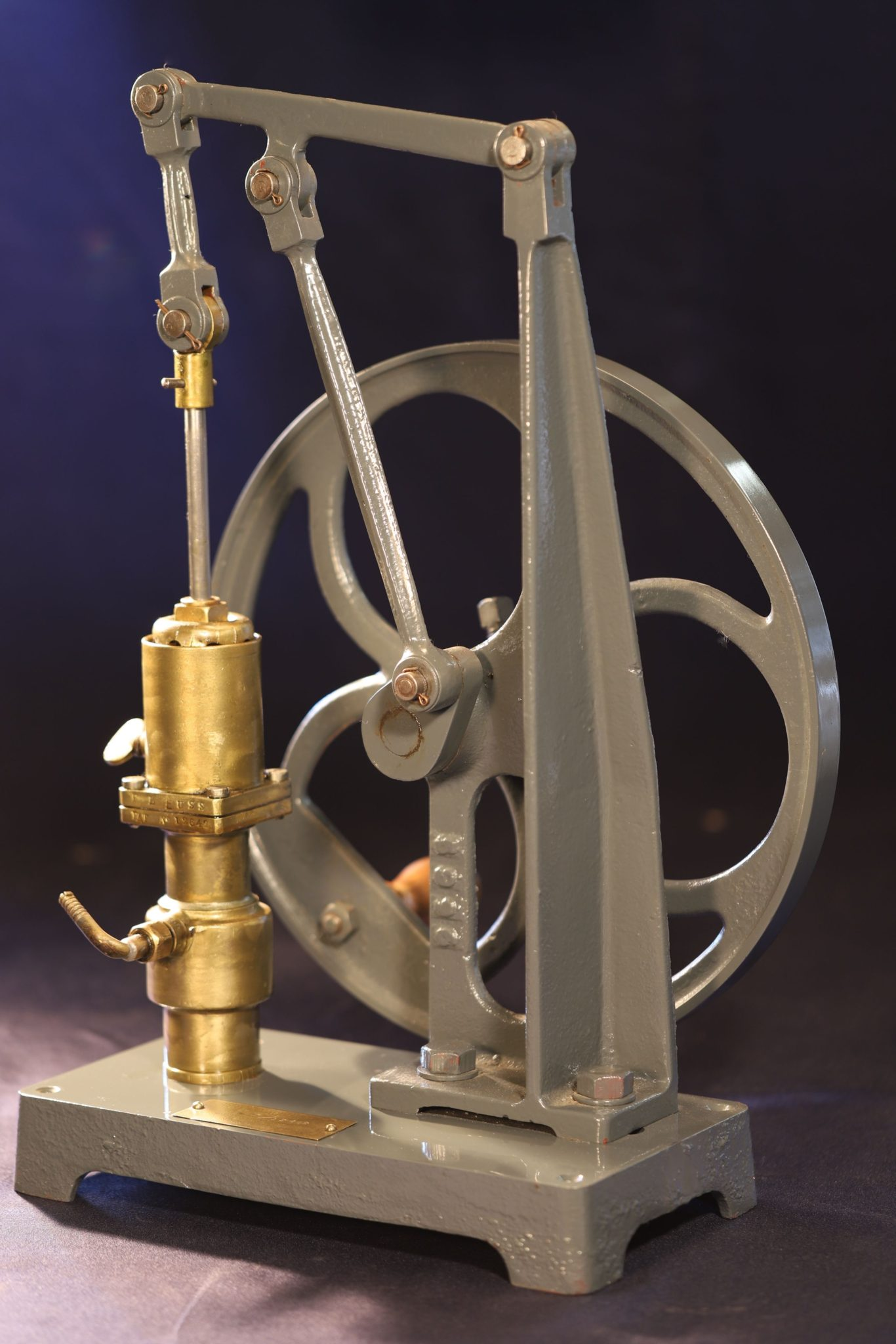Image of Geryk Vacuum Pump No 12642