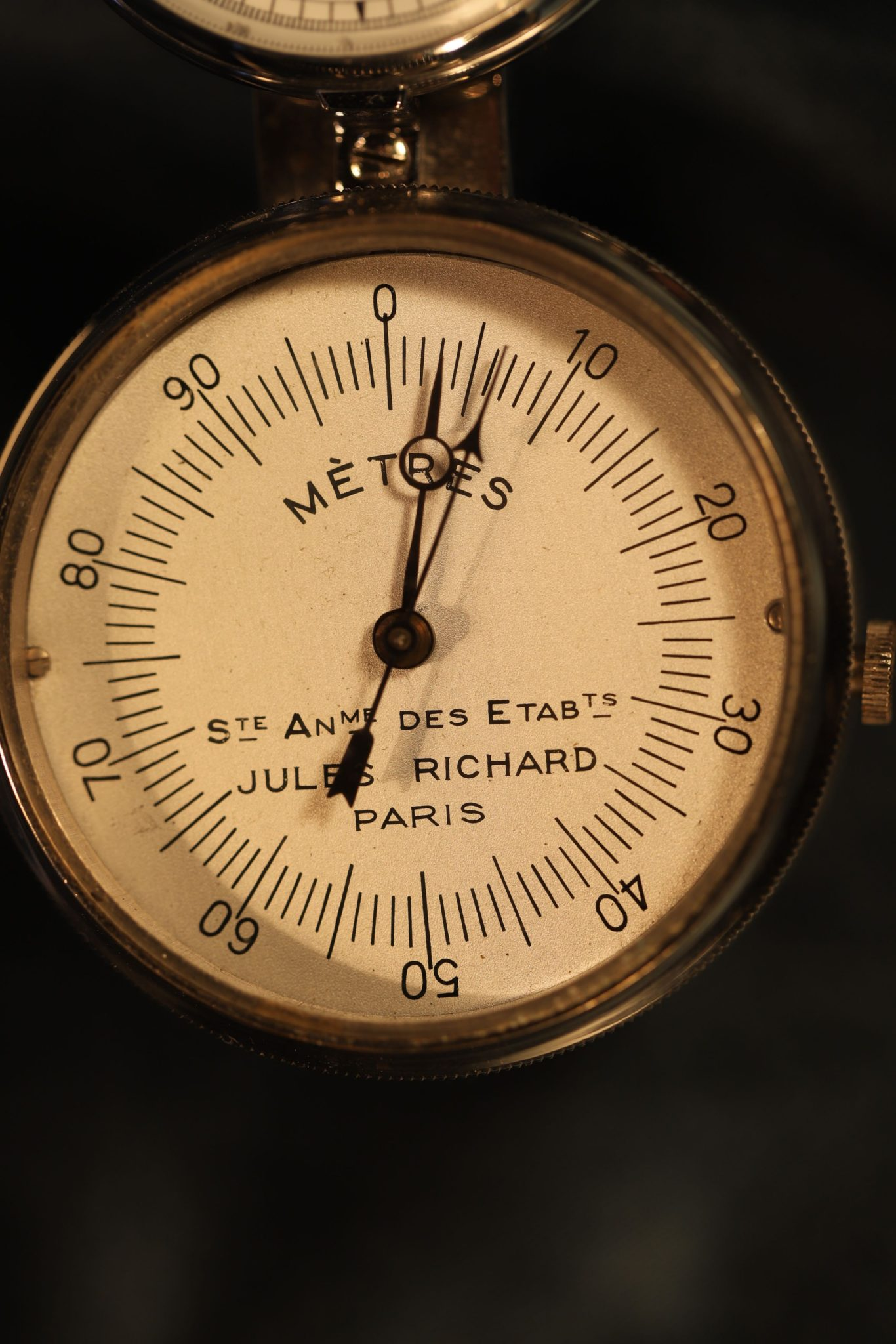 Image of Jules Richard Anemometer No 8180 c1925