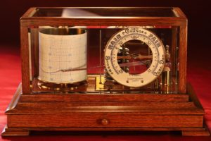 Image of Negretti & Zambra Barograph No 638