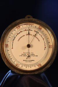 Image of Negretti & Zambra RNLI Marine Barometer No 2052