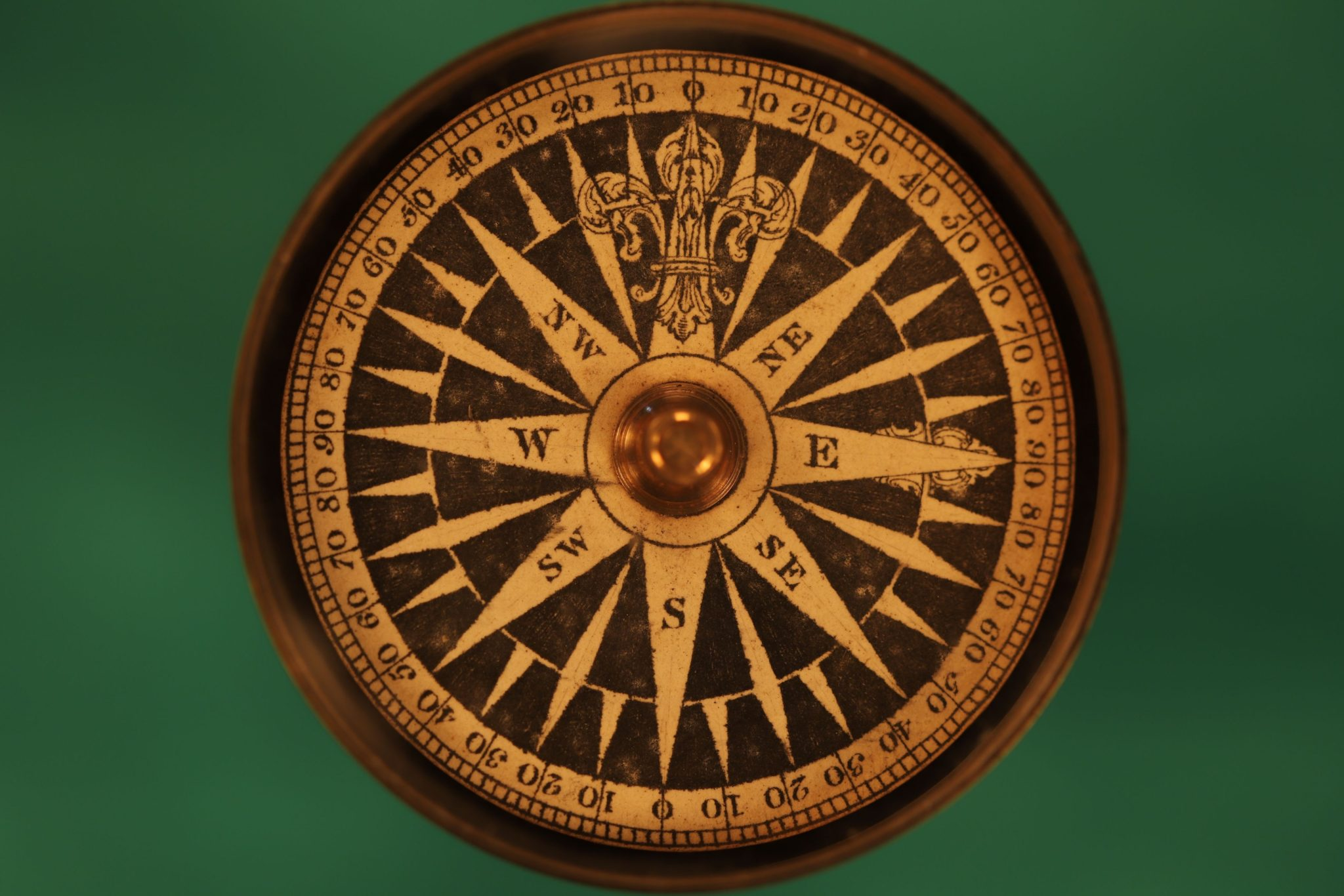 Image of Travelling Compass c1826